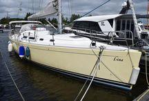 zeiljachten / zeiljachten te koop - Sailing Yachts for sale - Segelyachten zu verkaufen