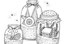 Winter~CHRISTmas Season / by Melanie Brandon
