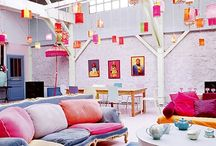 family space / by Sara Iannuzzi