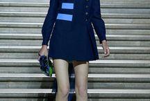 Fashion // Style 2015 Miu Miu / Fashion inspired by the 1960's
