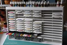 Foam Board Storage / by Mary K. Wessling