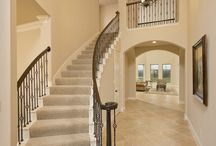 Grand Entrances / Gorgeous Entrances By Perry Homes!