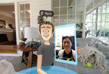 VR e social / Realtà Virtuale e Social