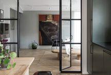 window door/wall