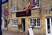 Inside The Cotswold Frock Shop / A sneak peek into our Boutique in Stow on the Wold
