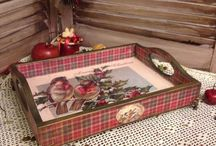 table trays