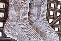 MNH Knit Socks