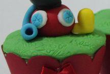 Doces Tema Mickey & Minnie / Bolos e doces decorados