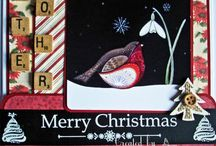 More of my Christmas cards / Christmas cards not found on my other boards