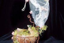 Fairy Garden - Tündérkert és kiegészítők / Ami a tündérkertekkel kapcsolatos: kiegészítők, ötletek