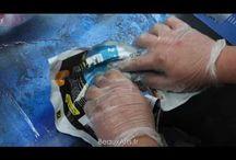 peinture bombe