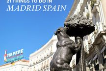 Holiday UK & Spain