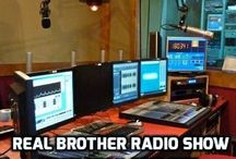 Real Brother Radio Network™ / Theron K. Cal is a broadcaster, journalist and commentator. Founder and Managing Editor of Real Brother Radio Network headquartered in Los Angeles, California. A native of Seattle Washington Mr. Cal aka, The Real Brother began his journey in journalism as a teen working in local radio print and television.   Website - http://realbrotherradionetwork.com  ©Copyright 2015 RBR Network