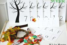 Preschool Fall / by Stacy Moynahan Paradiso