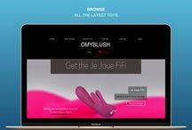 OMYBLUSH WEBSITE