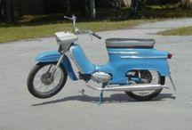 MOTOCYKLY JAWA 50 TYP 20 / MOTOCYKLY VYROBENE V ČSSR