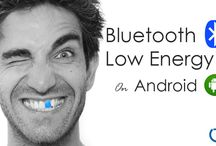 Bluetooth Low Energy / BLE ideas