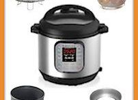 Insta pot and electric pressure cooker