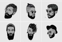 Hair & Beard