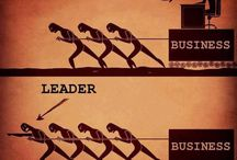 Leadership / by Phoebe Bernard