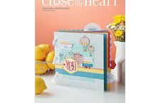 CTMH Idea Book - 2018 SE2 / Papercrafts created with products from the Seasonal Expressions 2 2018 Idea Book; customers may order from 05/01/17 to 08/31/187 (while supplies last); new paper packs: Beautiful Friendship, Fresh Air, Central Park, Documented - #CTMHBeautifulFriendship, #CTMHFreshAir, #CTMHCentralPark, #CTMHDocumented