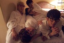 B1A4 ^^ / Gongchan○Jinyoung○Baro○Cnu○Sandeul <3 <3
