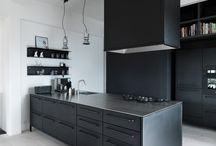 architecture - kitchen / inspiratie