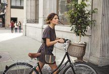 every where by bike