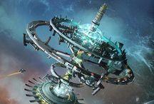 Spacestations