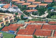 Family tennis - turkey / Ali Bey Turkey. Family week