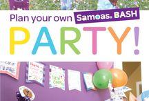 Happy 40th Birthday, Samoas! / by Girl Scouts Western Pennsylvania