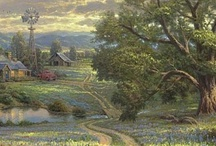 Art-Landscapes / by Leslie Young