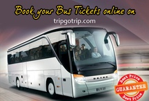 Bus Ticket Booking / by trip Trip