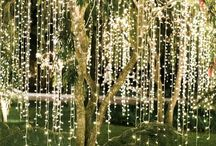Wedding Lights Outdoor
