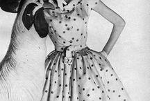 Moda anni 50'