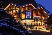 The Alps, Elegant Ski Blog