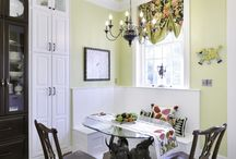 Marcia Moore Design Dining Spaces