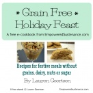 Grain Free Goodness  :) / by WhimsyMom Wednesday