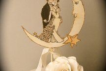 Wedding Moon and Sun