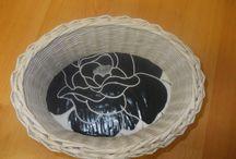 My paper baskets