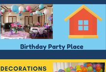 Birthday Planning tips