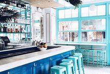 cafe colours