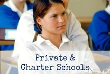 Charter Schools / Charter schools are unique public schools that are allowed the freedom to be more innovative while being held accountable for advancing student achievement