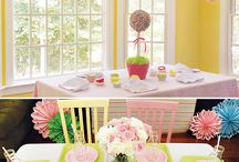 Party Decor Ideas / by Dita Wistarini