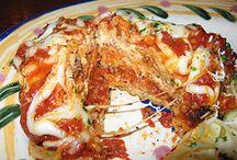 Olive Garden lasagna