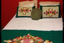 Pie de cama / mantas
