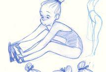 Crianças - desenho