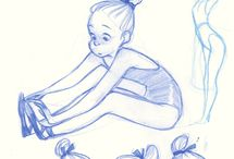 Draw / Эскизы и зарисовки
