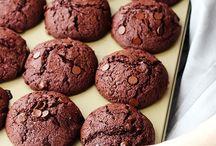 Maffins dulces