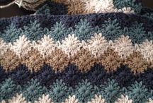 crochet blanket pattern <3